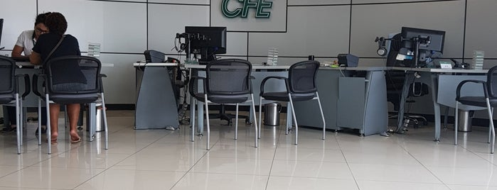 CFE Alcocer is one of wOrk pLaces.