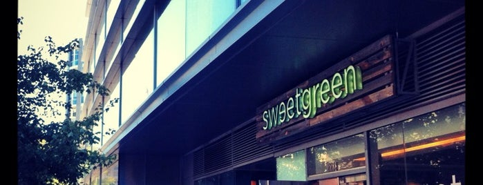 sweetgreen is one of Posti che sono piaciuti a Nick 🍾.