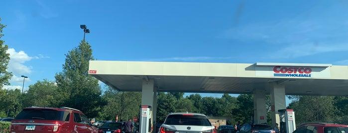 Costco Gasoline is one of Lugares favoritos de Lindsaye.