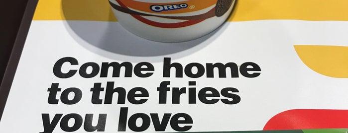 McDonald's is one of Orte, die MrChingu gefallen.