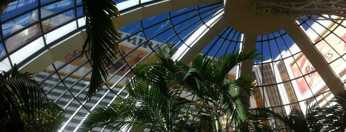 The Mirage Atrium is one of Vega$.