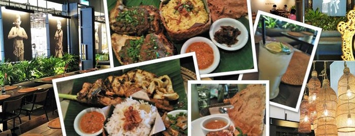 Bali & Spice is one of Food.