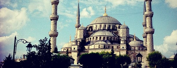 Blaue Moschee is one of Istanbul 2014.