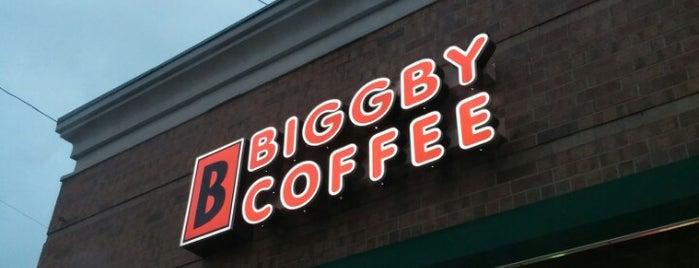 Biggby Coffee is one of Radiator Springs.