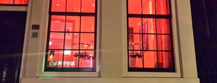 Red Light Secrets – Prostitution Museum is one of Amsterdam.