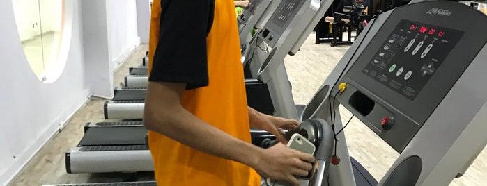 Espaço Body Fitness is one of Locais curtidos por Larissa.