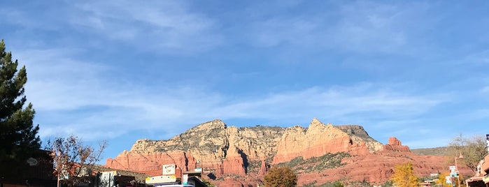 Sedona Scenic Viewpoint is one of CALI.