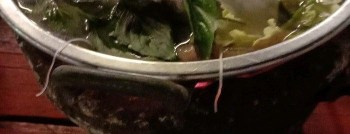 บุฟเฟต์ อาอี๋ เนื้อย่างเกาหลี is one of Pattaya.