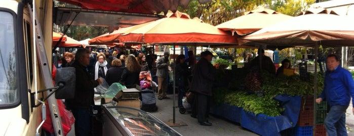Λαϊκή Αγορά Γουδί is one of สถานที่ที่ Spiridoula ถูกใจ.