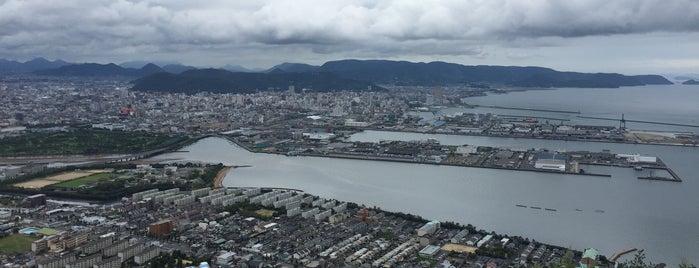 獅子の霊巌 is one of 屋島 (Yashima).