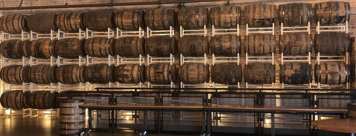 Goose Island Barrel Aging Warehouse is one of Chicago.
