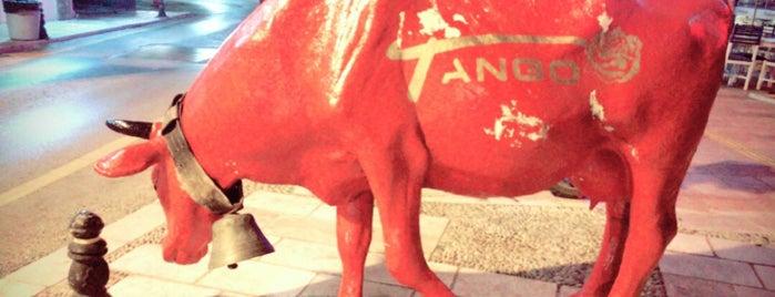 Argentina Tango Beef House is one of สถานที่ที่ Zeynep ถูกใจ.