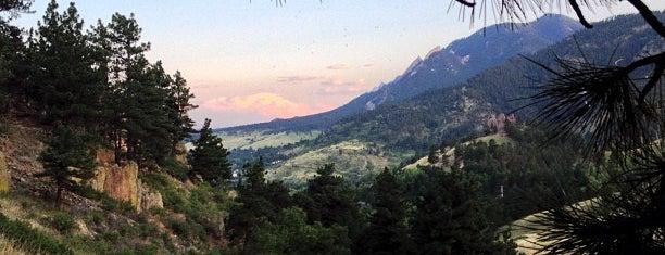 Dakota Ridge Trail is one of Boulder.
