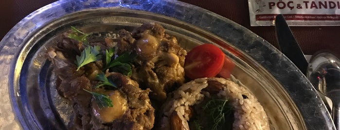 Bağdat Pöç Tandır is one of Locais curtidos por Recep.