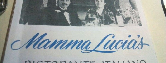 Mamma Lucia's Restaurant is one of Must try Pizza and Italian places.