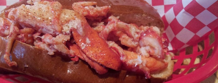 Da Lobsta is one of Places I want to try!.