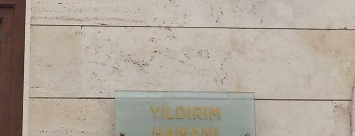 Tarihi Yıldırım Beyazıt Hamamı is one of Hamam.