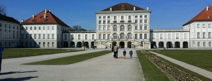 Schloss Nymphenburg is one of MUNICH SEE&DO&EAT.