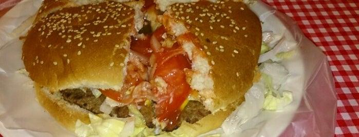 Hamburguesas Bufalo is one of Restaurantes.