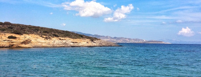 Άγιος Σώστης is one of Cyclades 🇬🇷.