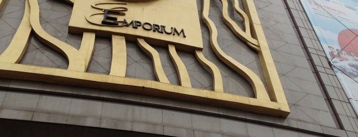 Emporium is one of Shopping.