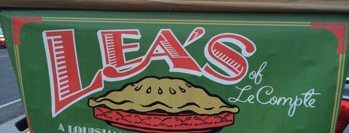 Lea's is one of monroe, la.