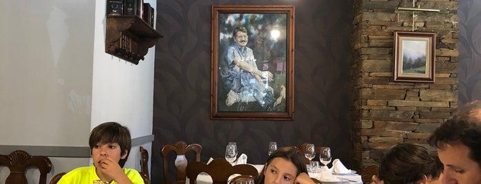 Asador Casa Arturo is one of Spain.