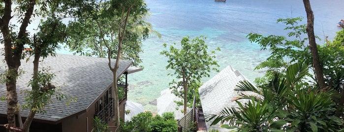 Taatoh Sea View Resort is one of Ko Tao.
