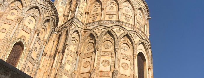 Cattedrale Di Monreale is one of Sicily 🌊☀️🚗.