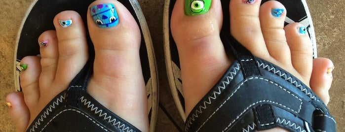 Quality Nails is one of Jordan : понравившиеся места.