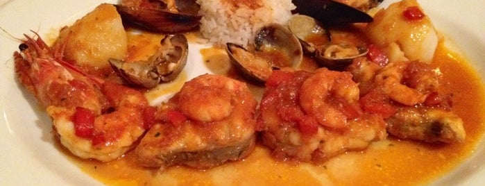 La Dorada is one of Coral Gables Recommended Weekday Lunch Spots.