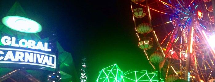Neon Fest is one of สถานที่ที่ WuWu ถูกใจ.