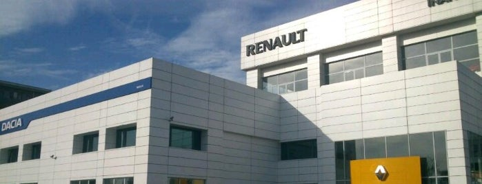 İnanlar Renault is one of Lugares favoritos de Ömer.