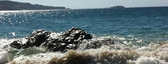 Praia do Vilar is one of Playas de España: Galicia.
