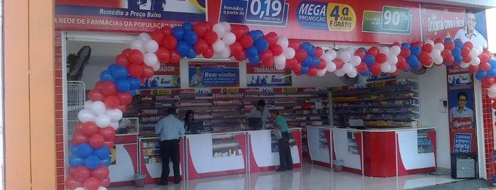 Farmacia do Trabalhador is one of montes claros.