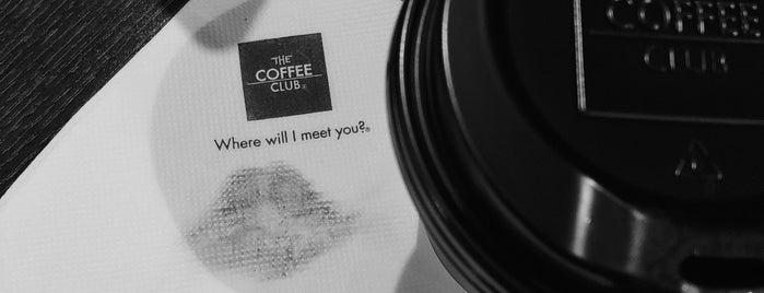 The Coffee Club is one of Posti che sono piaciuti a Joe.