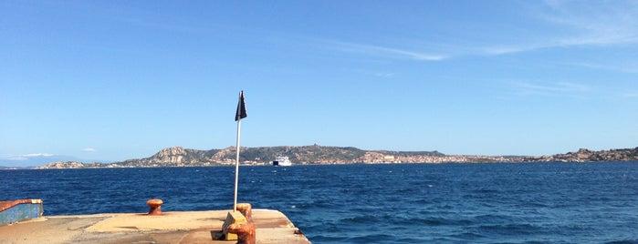 Porto di Palau is one of Sardegna, maggio 2013.