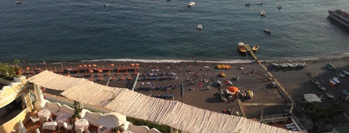 Spiaggia del Fornillo is one of Napoli & Positano.