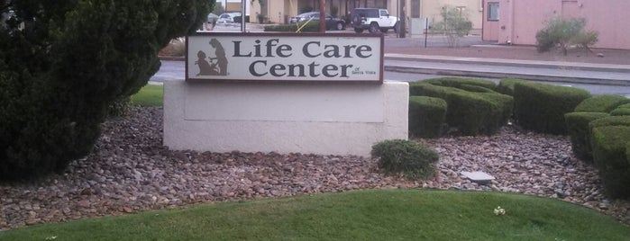 Life Care Center of Sierra Vista is one of Arizona.