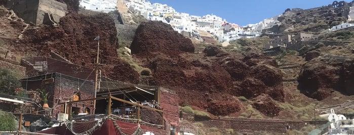 Ammoudi Bay is one of Santorini.
