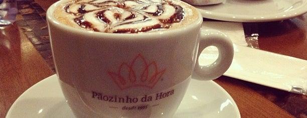 Pãozinho da Hora is one of Loucos por Café.