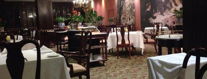 The view restaurant is one of Posti che sono piaciuti a Sorkat.