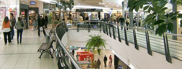 Punta Shopping is one of Uruguay.