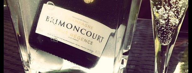 Champagne BRIMONCOURT is one of Locais curtidos por Monsieur.