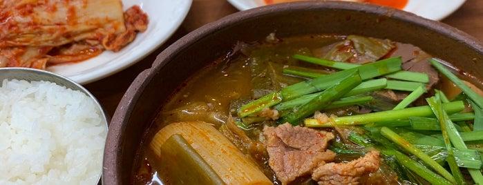 국일따로국밥 is one of 비추.