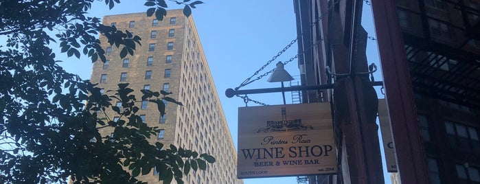 Printer's Row Wine Shop is one of FT6.