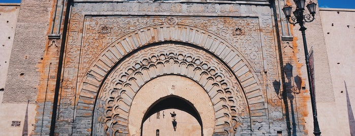 Bab Agnaou is one of Marocco.