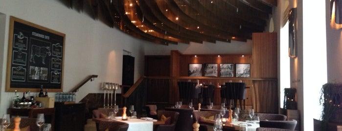 DSTRIKT Steakhouse is one of Vienna's wheelchair accessible restaurants.