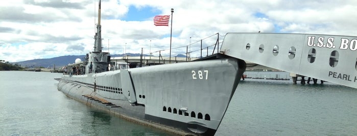 USS Bowfin Submarine Museum & Park is one of Lieux qui ont plu à Hideo.
