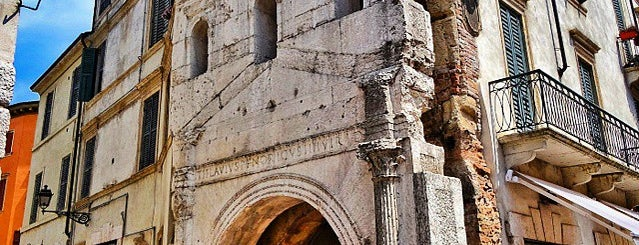 Porta Leoni is one of Trips / Tuscany and Lake Garda.